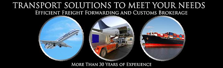 Freight Forwarding, Air Cargo, Ocean Cargo, International Shipping
